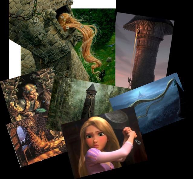 Rapunzel--Contest Answer